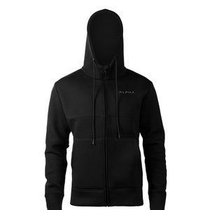 Lite Fleece Zip Jacket - Stealth